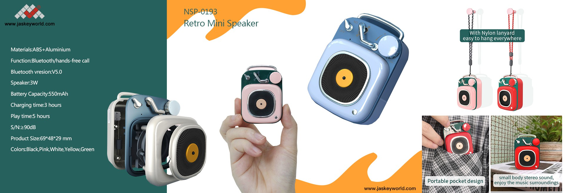 mini computer speakers