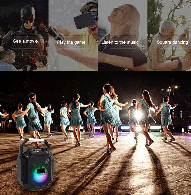 portable outdoor bluetooth speakers