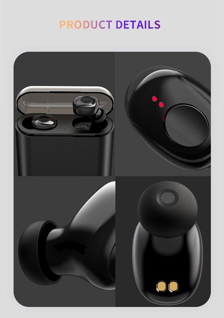 Earbuds With Power Bank