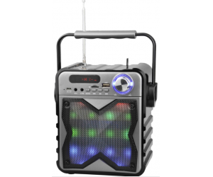 Custom Bluetooth Speaker With Lights Loud Outdoor Speakers Bluetooth Speaker Supplier NSP-0210