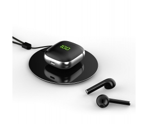 TWS  Eearphone with Wireless charger