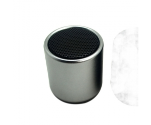 Cylindrical speakers best boom small bluetooth mobile speakers portable sound tower metal tube speakers NSP-0027