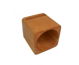 New audio product wood phone stand wood speaker wood amplifier for iphone phone NSP-0007