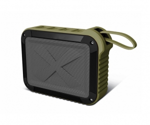 Portable Bluetooth 4.0 Waterproof Sport Speaker with 12 Hour Playtime for Outdoors Shower NSP-8121