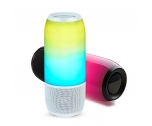 China 2018 New  Mini Bluetooth pulsating Light Speaker NSP-0118 factory