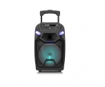 Mulitfunction LED Portable Speaker with Phone Holder NSP-0233