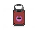 Mulitfunction LED Portable Speaker with Phone Holder NSP-0231