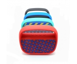 China Portable Fabric Speaker 99% compatible Bluetooth connection speaker NSP-0135 factory