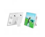 Rechargeable wireless  portable music light smart photo frame  bluetooth LED Speaker NSP-0195