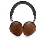 China HEP-0142 Oem Earphone High Quality Wood Headphone Audio Technica Wood Headphone Manufacturer factory