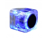 Hot Sell Classic Bluetooth Wireless Speaker LED Cube Speaker for ios NSP-0004
