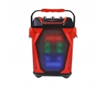 karaoke party speaker multi-function Led light dancing display speaker KLS-0011