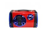KLS-0001 Custom Speaker Large Bluetooth Speaker With Lights Karaoke Bluetooth Speaker Manufacturer