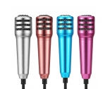 الصين مصنع Mini karaoke microphone for mobile phone EG0007