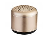 China Mini metal bluetooth speaker center channel tube amp speakers factory