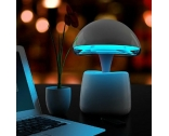 Color changing lamp with Bluetooth speaker