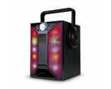 Portable Boombox speaker dj bluetooth speakers with disco light KLS-0032