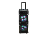 China Professional karaoke machine party speakers KLS-0024 factory