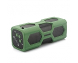 Waterproof Sport Speaker Portable Wireless Bluetooth Speaker Bass Subwoofer Sound  Bluetooth  4.0 with NFC Built-in Microphone