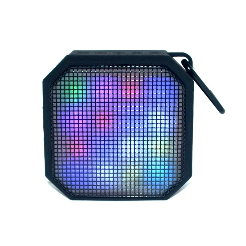 Best cheap home small speakers the square led bluetooth speaker